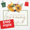 #Win $100 mpix Gift Code! Perfect for Christmas! Ends 12/4