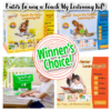 Enter to #Win- Winner's Choice of Teach My Kit ! #MegaChristmas20