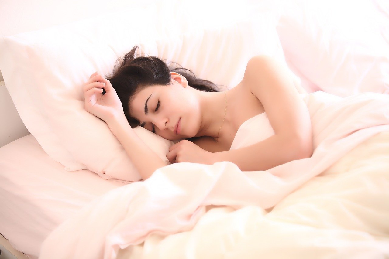 4 Tips to Get a Better Night's Sleep