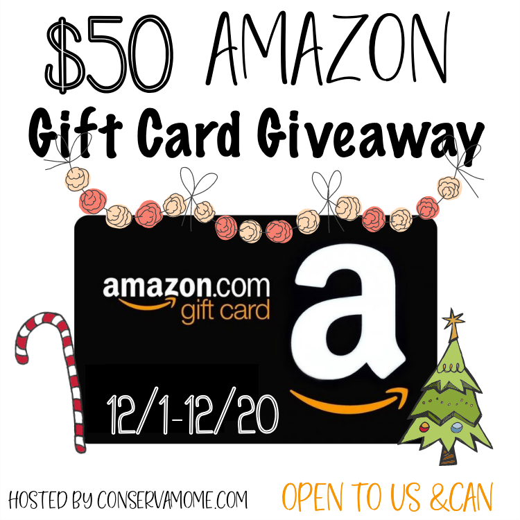 #Win $50 Amazon GC, #Christmas