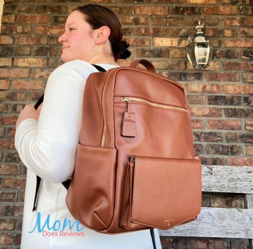 Give Mom the Stylish and Spacious Peek-A-Boo Satchel