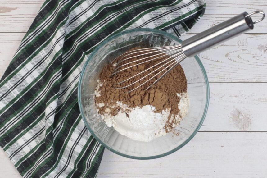 Christmas Tree Cone Cupcakes Recipe