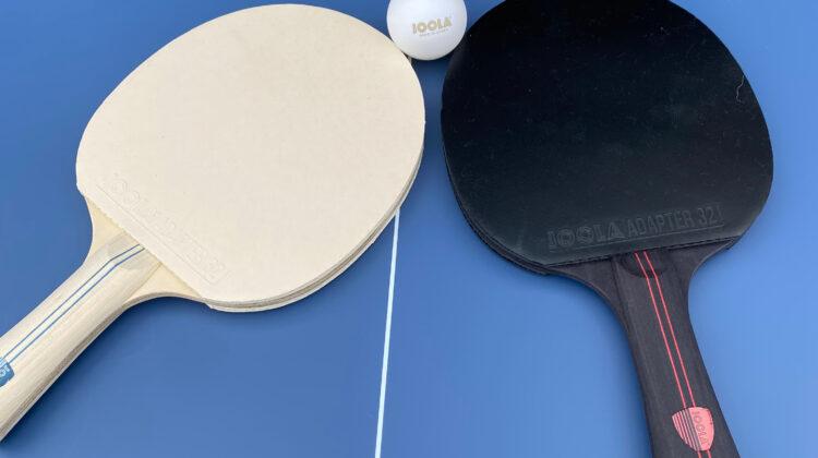Blizzard ping pong set