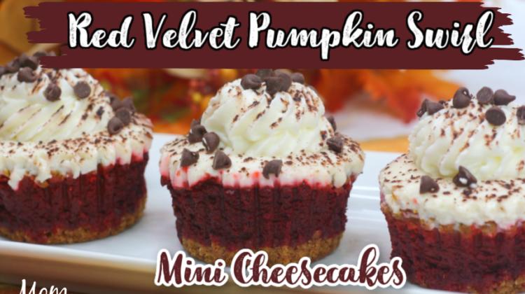 Red Velvet Pumpkin Swirl