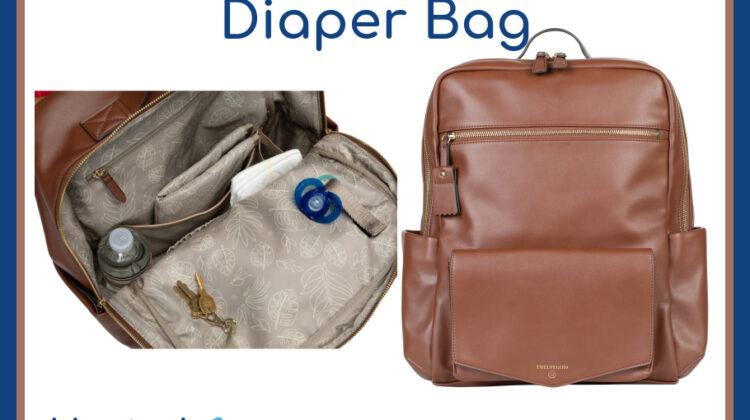 Win this TWELVElittle Peek-A-Boo Backpack Diaper Bag