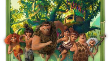 THE CROODS: A NEW AGE - Twitter Watch Party 12/18 7p est #THECROODSWATCHPARTY