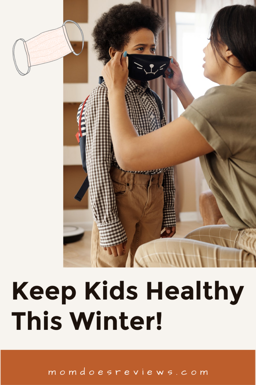 How to Keep Your Kids Healthy During COVID-19 and Flu Season at School