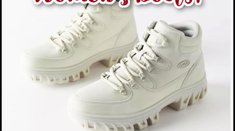 #Win Lugz Zoya Women's Boots! US ends 12/31 #MegaChristmas20