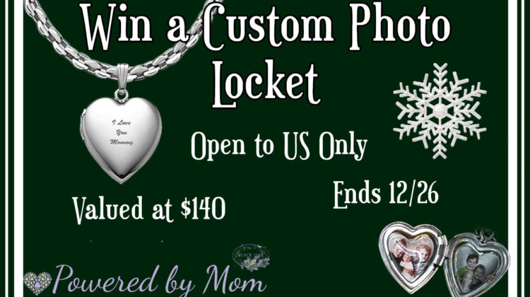 #Win Pictures on Gold Customized Sterling Silver Locket with Chain