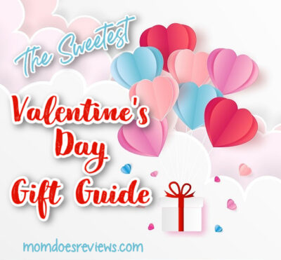 Sweet Valentine's Day Gift Guide 2021 #ValentinesGifts2021