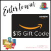 #Win $15 Amazon GC, US/CAN