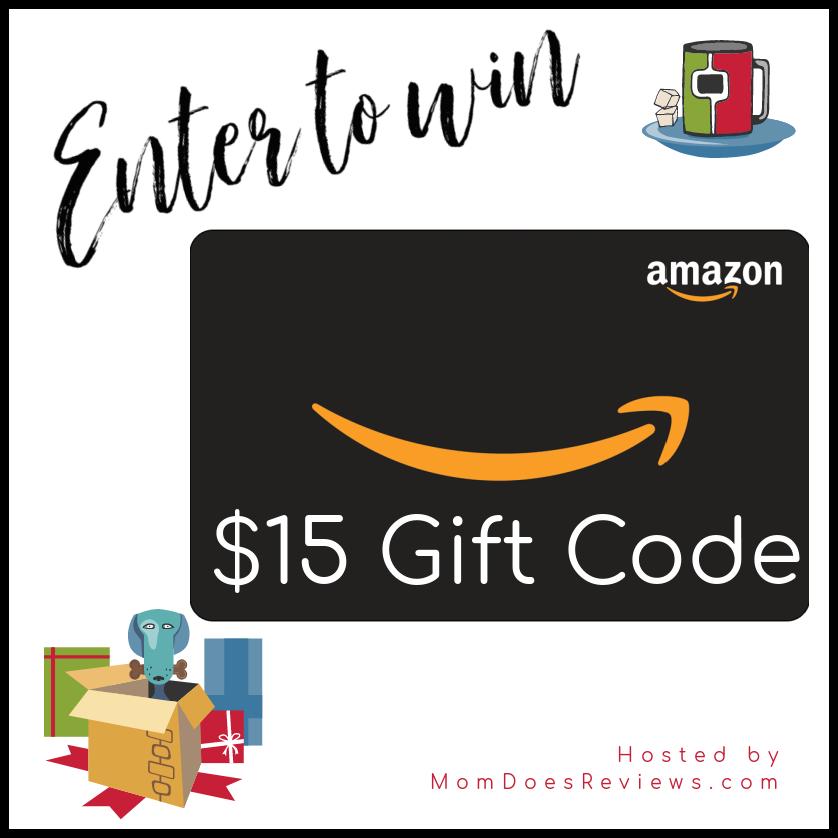 #Win $15 Amazon GC, US/CAN