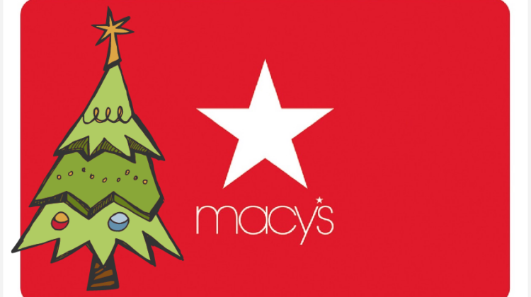 #Win $50 Macy's Gift Code! #MegaChristmas20