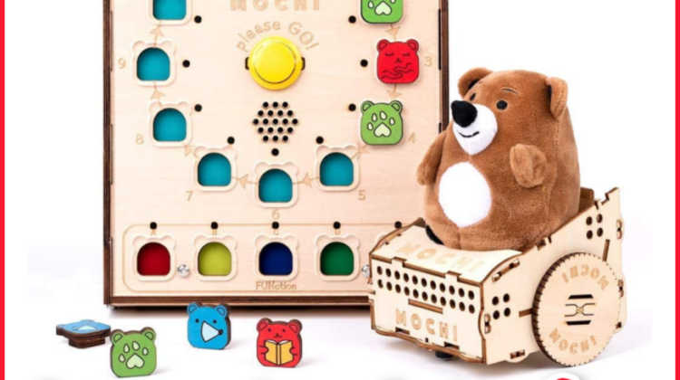 #Win a Mochi Robot- Screenless Coding for Kids! #MegaChristmas20