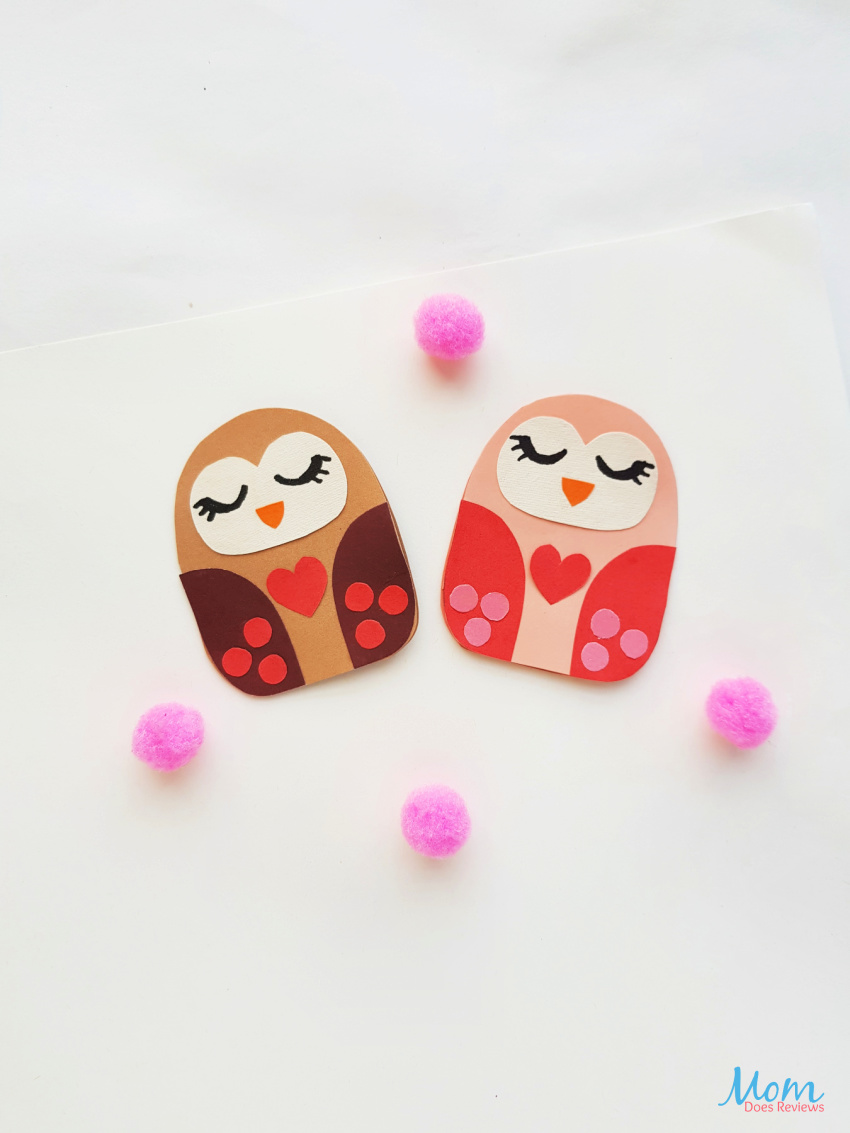 Adorable Owl Card Craft the Kids Will Love