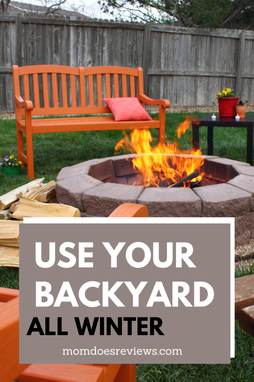 How Your Family Can Get Use Out of Your Backyard During Winter