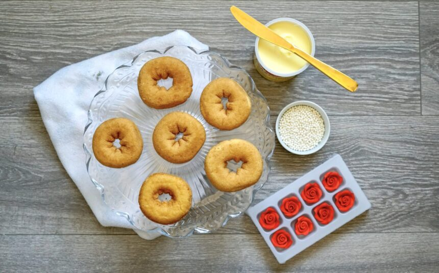 Easy and Pretty Belle Donuts