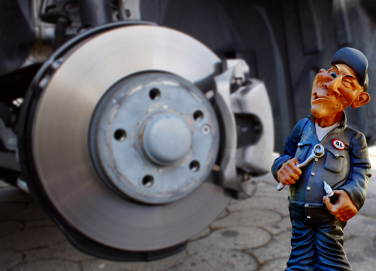 How Do I Know When My Brake Pads Need Changing?
