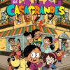 #Win The Casagrandes: The Complete First Season DVD, US ends 2/5