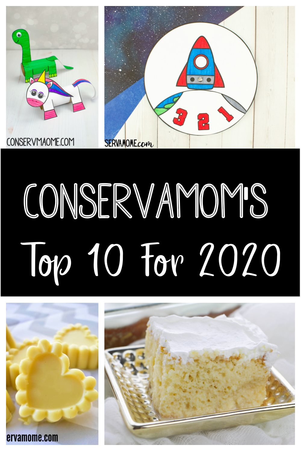 check out Conservamom's Top 10 Posts of 2020.