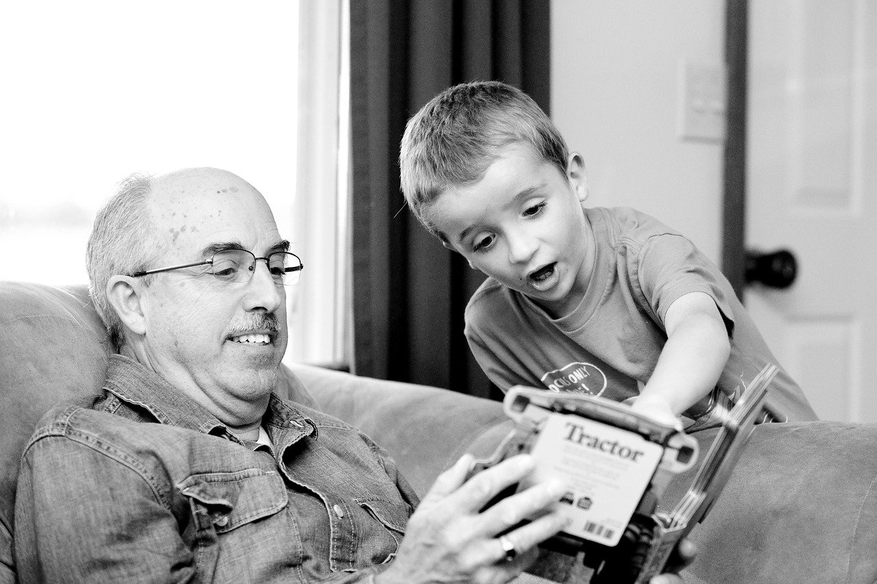 7 Helpful Hints For Fostering An Unbreakable Bond Between Your Children And Their Grandparents