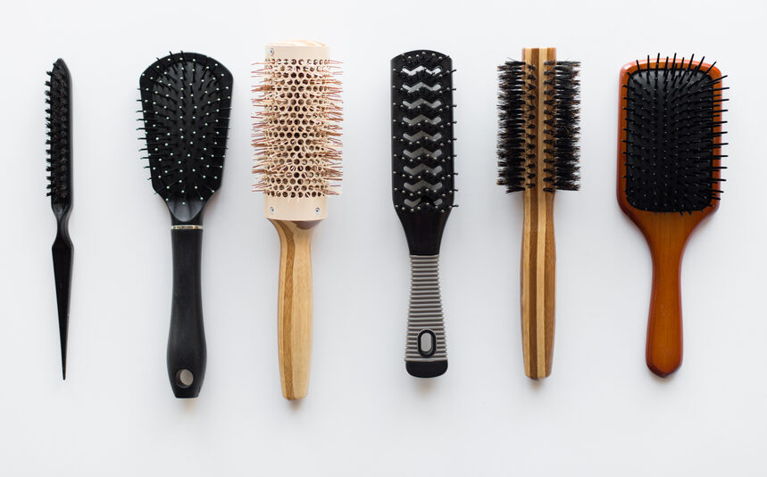 Understanding Differences In Types Of Hairbrush