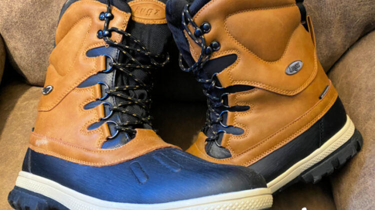 Love your Feet with Lugz Men's Anorak Waterproof Boots! #ValentinesGifts2021