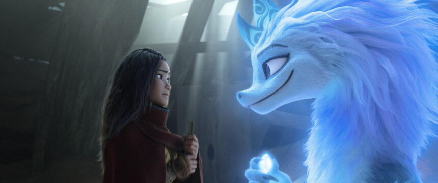 Check out the New Trailer & Poster for Disney's Raya and the Last Dragon! #DisneyRaya
