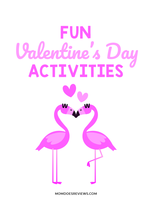 Pretty & Printable Valentine's Day Activities for Kids! #freeprintables #valentinesday #funforkids