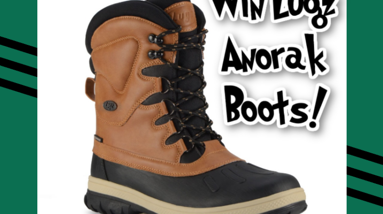 #Win Lugz Men's Anorak Waterproof Boots! #ValentinesGifts2021