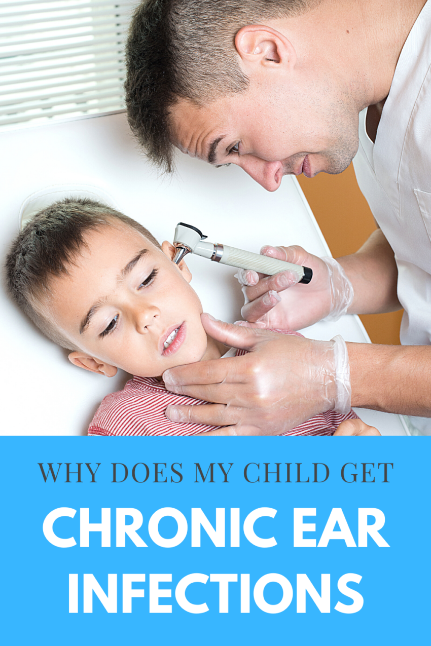 Why is my Child Getting Recurring Ear Infections?