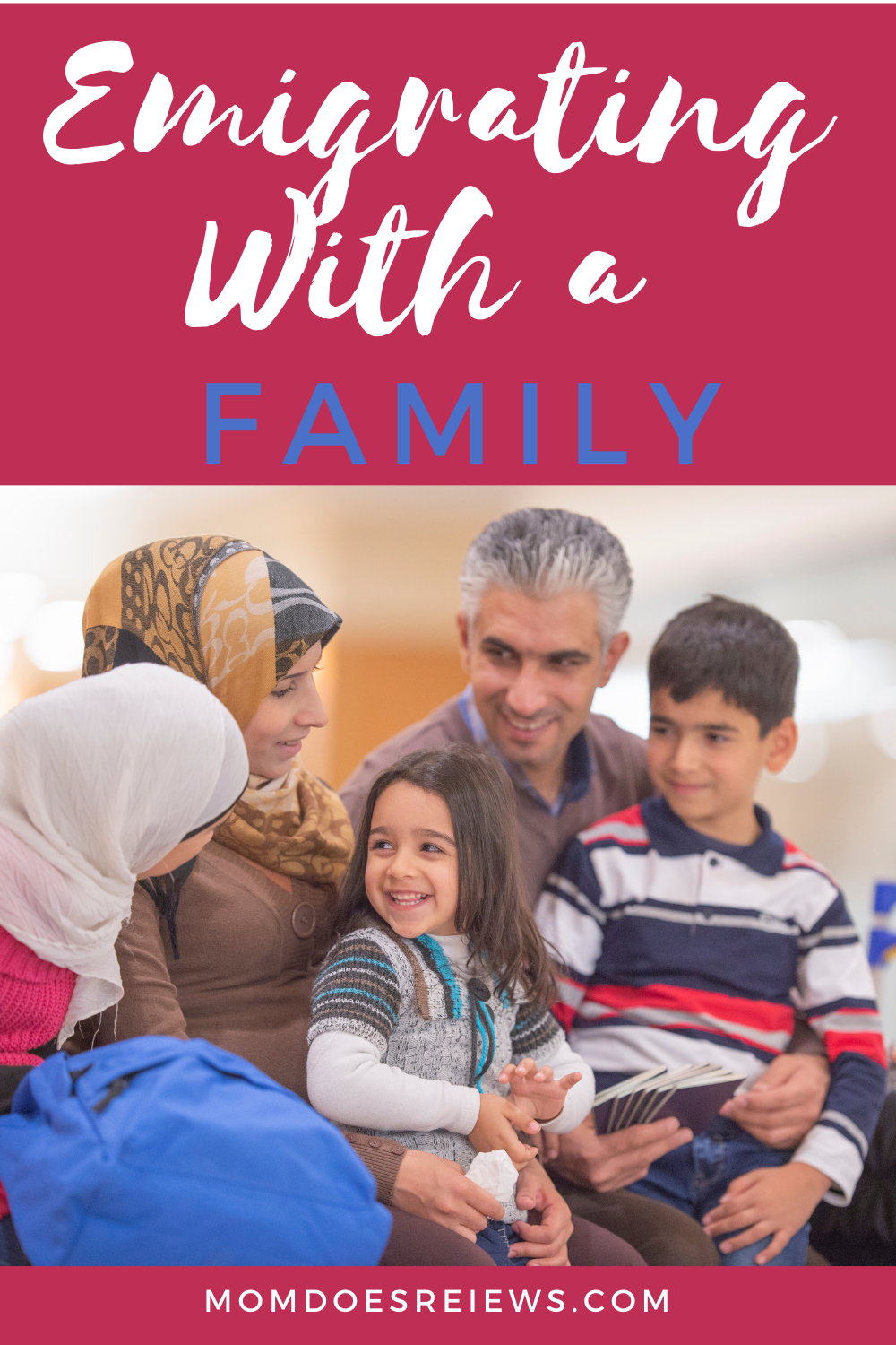 Emigrating With A Family
