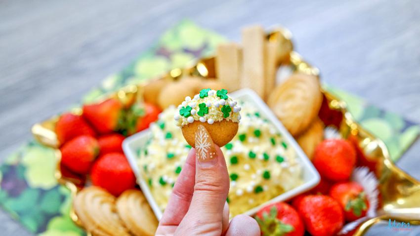 St. Patrick's Day Dunkaroo Dip Recipe