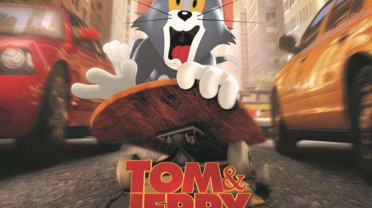 Tom and Jerry are on the Big Screen! Don't miss the Activity Guide! #TomAndJerryMovie