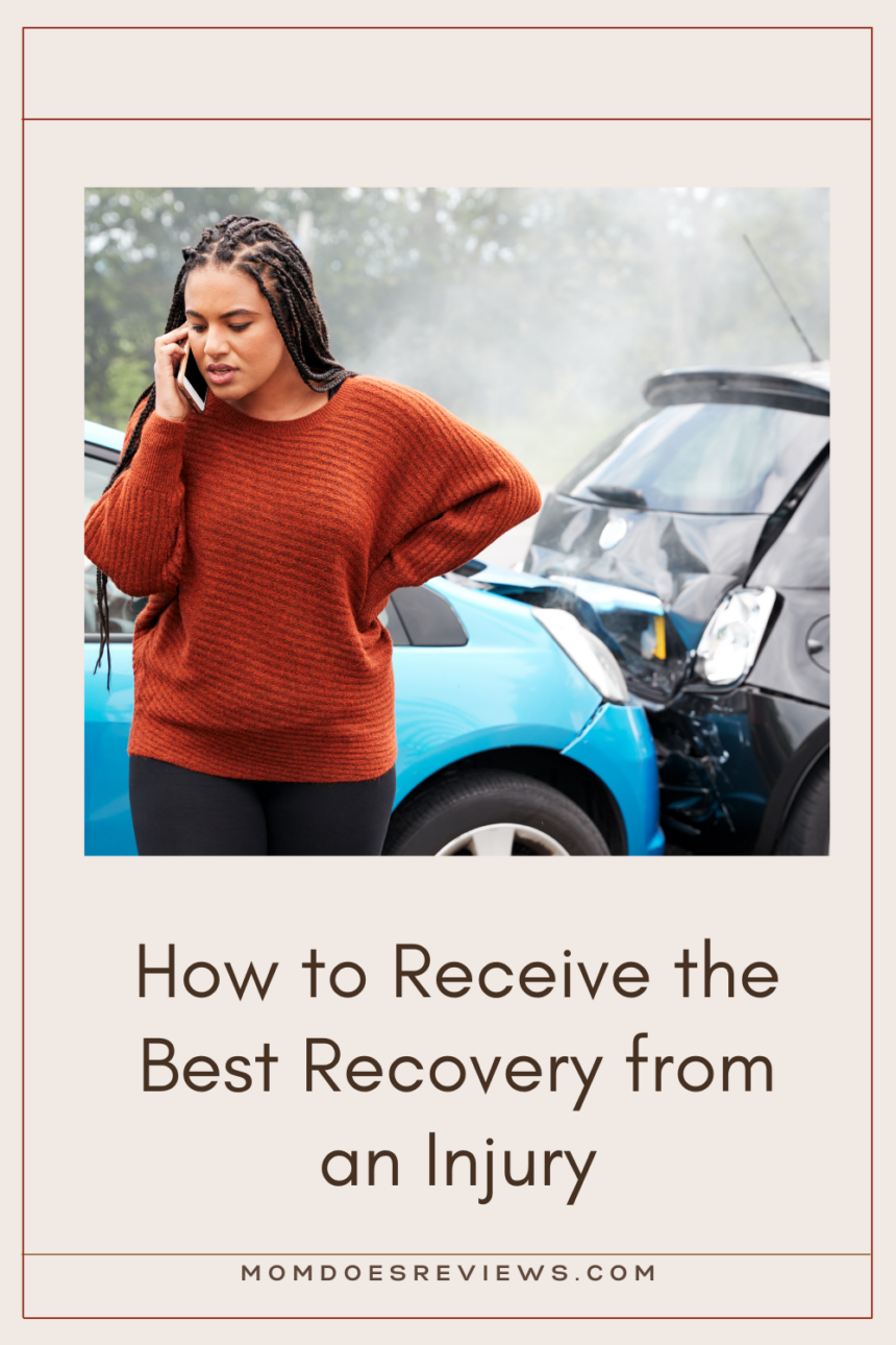 Recommended Ways to Receive the Best Recovery from an Injury