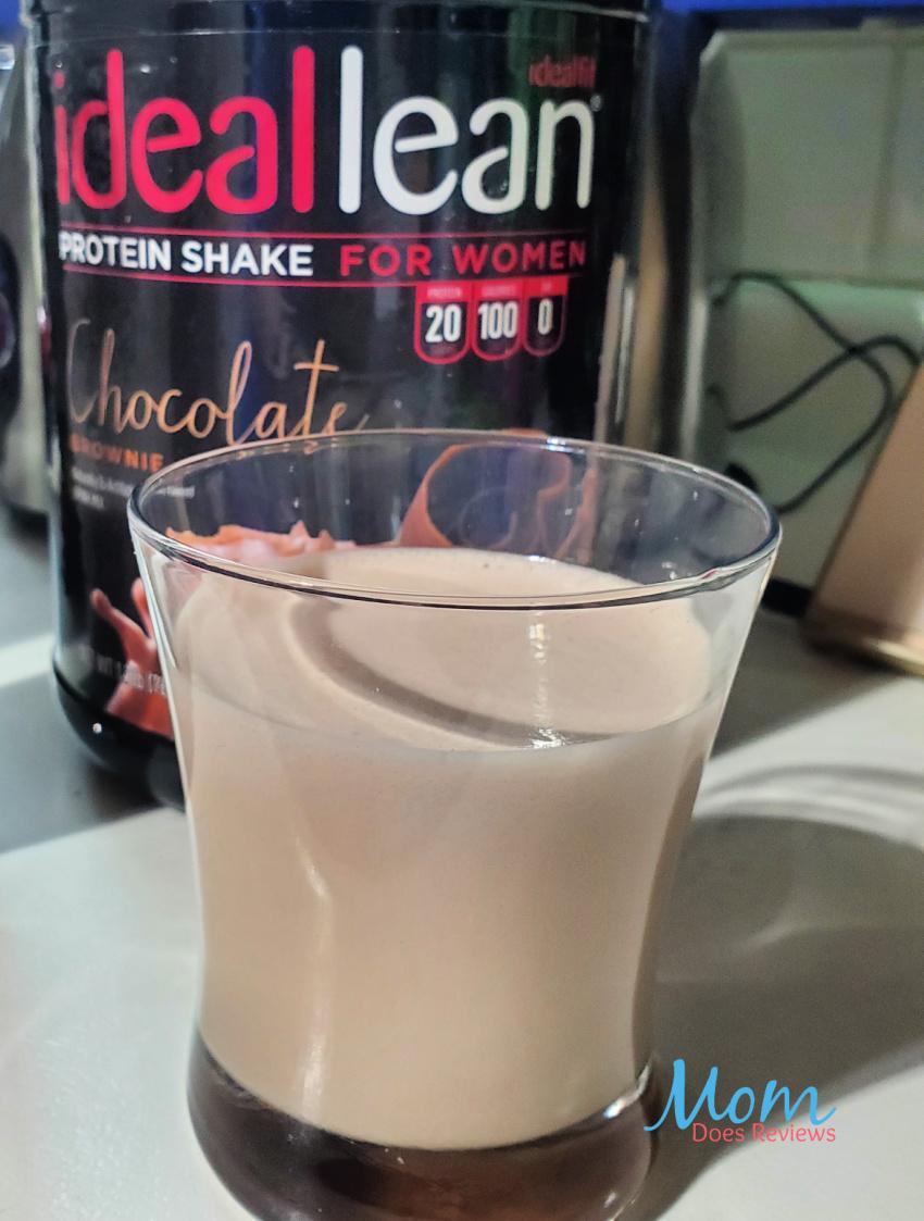 brownie shakes