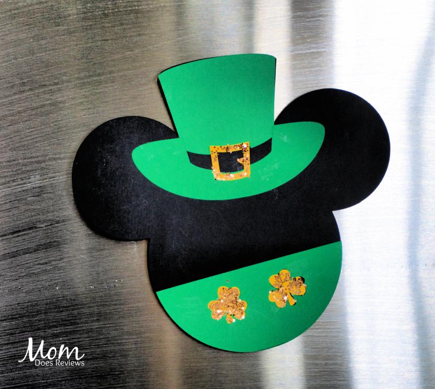 Leprechaun Hat Mickey Craft for Kids