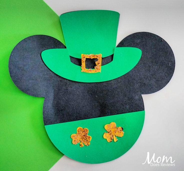 Mickey St. Patrick's Day