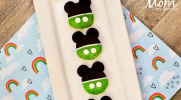 St. Patrick's Day Mickey OREOS