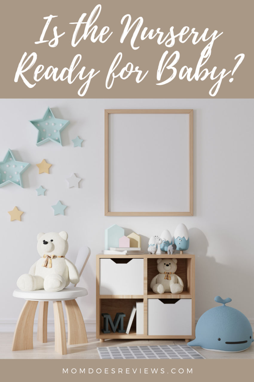 How to Make Sure Your Nursery Is Ready Once Your Baby Arrives