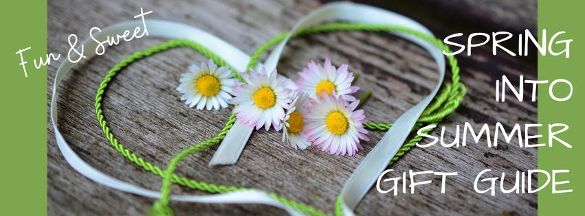 Daisies and ribbons