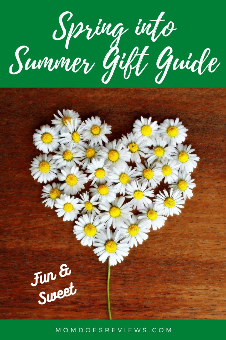 Fun & Sweet Spring Into Summer Gift Guide #SpringIntoSummerFun