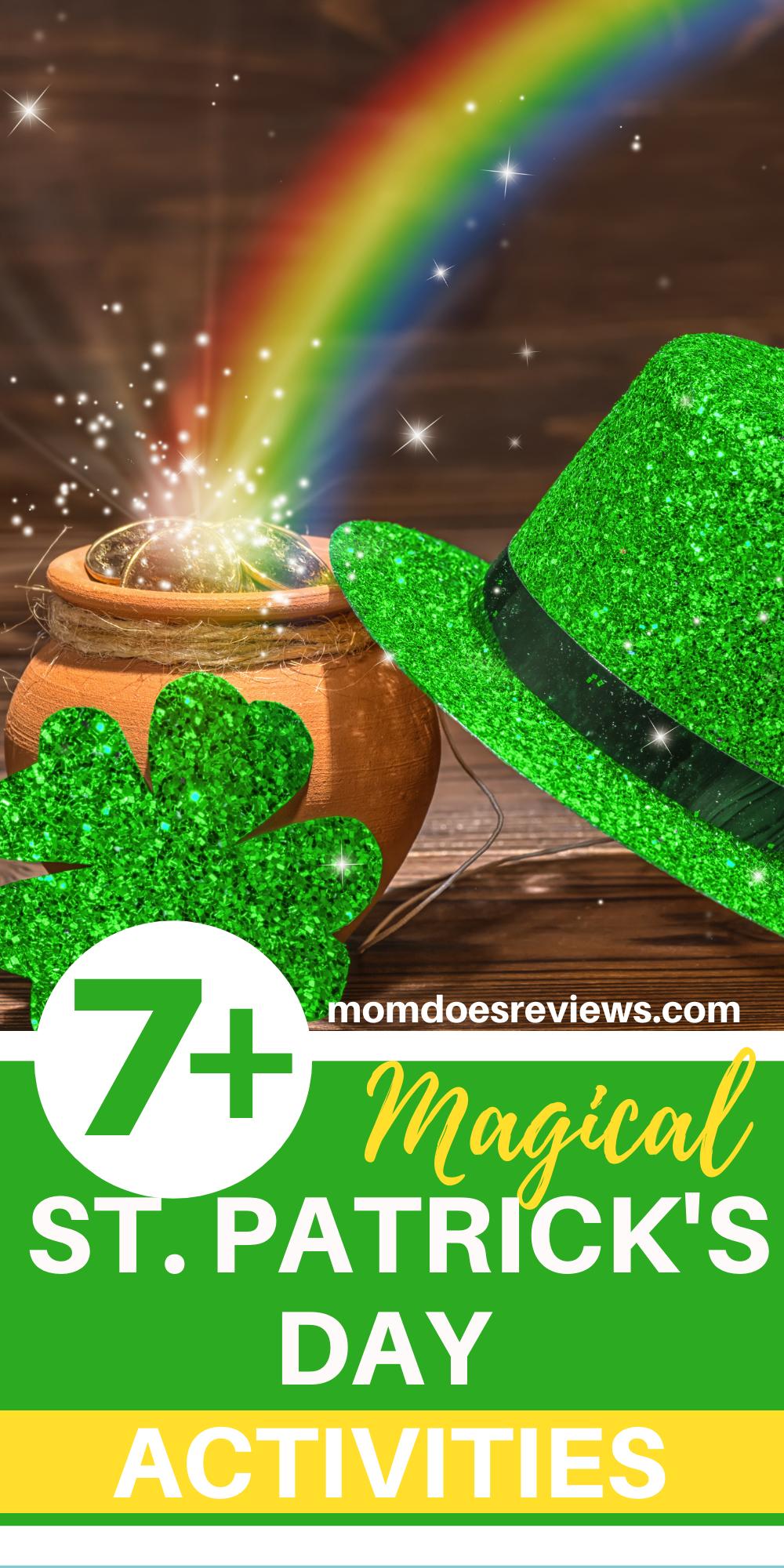 7 St. Patrick's Day Activities