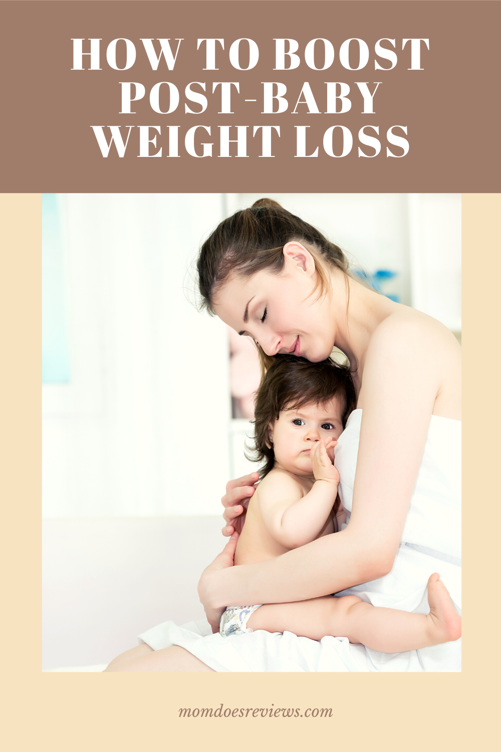 5 Ways To Boost Post-Baby Weight Loss