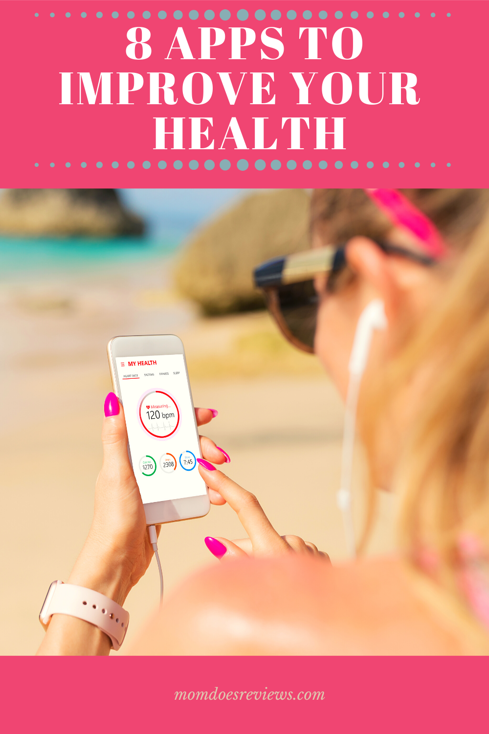 8 Apps To Improve Your Mental & Physical Health