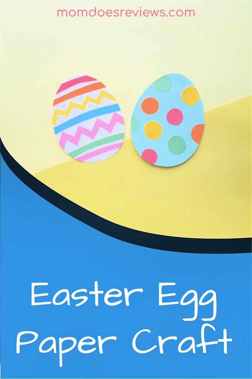 Easter Egg Paper Craft #papercraft #easteregg #happyEaster