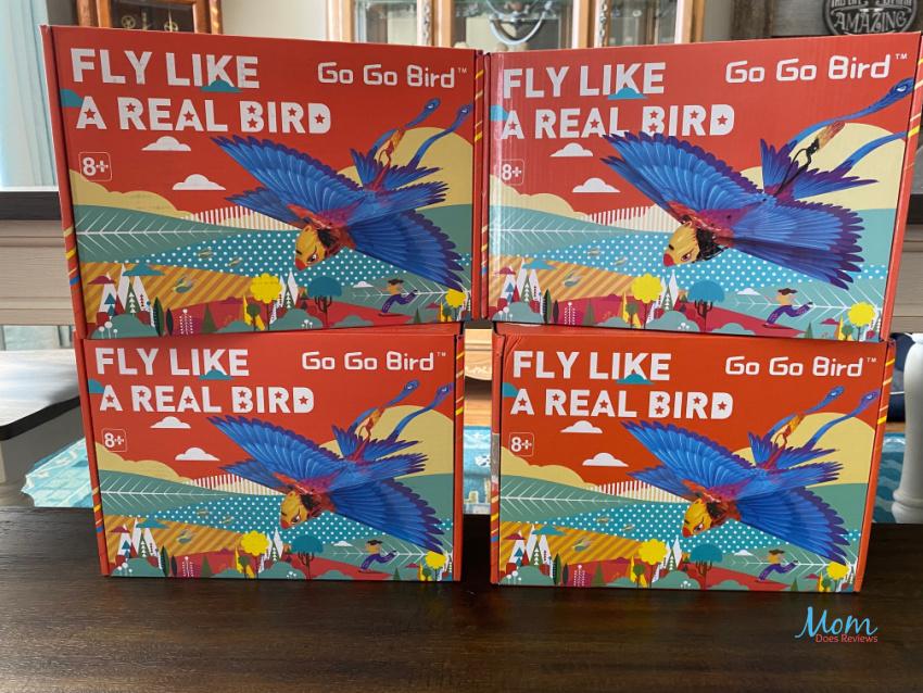 RC Go Go Bird