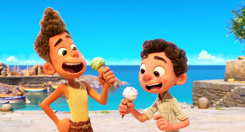 "Watch the Teaser Trailer for Disney and Pixar's ""Luca"" #PixarLuca"