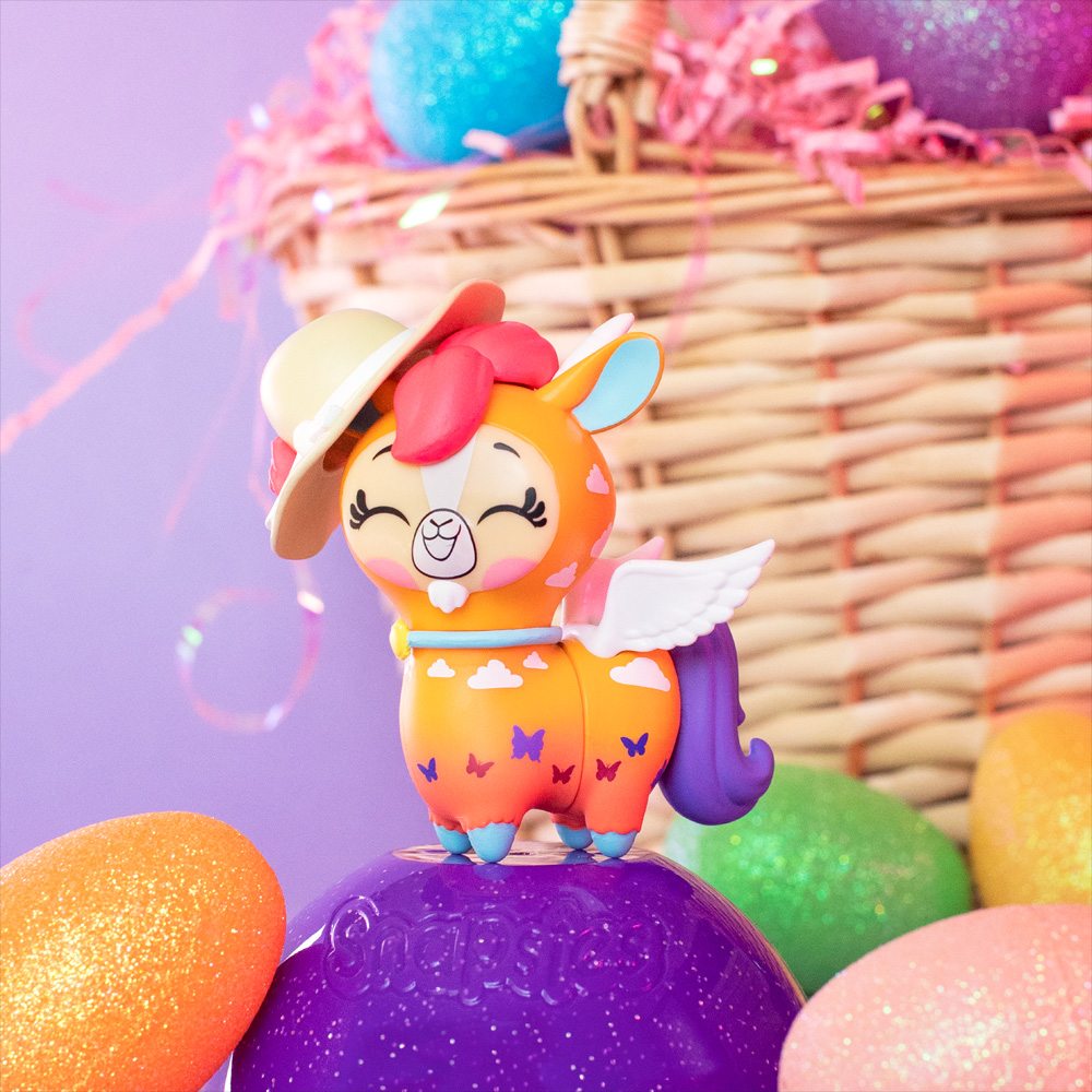 Enjoy an At-Home Easter Egg Hunt with Funko's Snapsies! #SpringIntoSummerFun