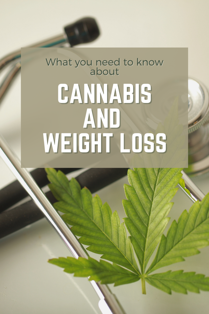 Cannabis and Weight Loss